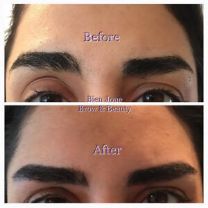 Microblading only $99  Reg ($350)