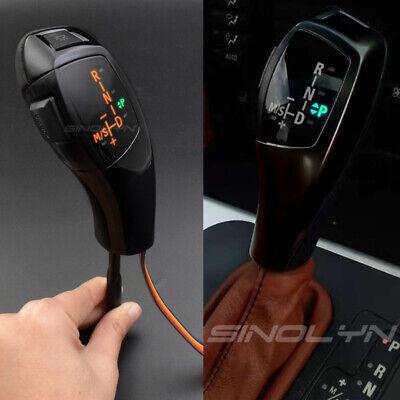 F30 Style LED Illuminated Shift Knob Gear Selector Lever For BMW E46 E90 E92 E93 - Illuminated Gear Knob