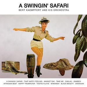 Bert Kaempfert – A Swingin' Safari CD