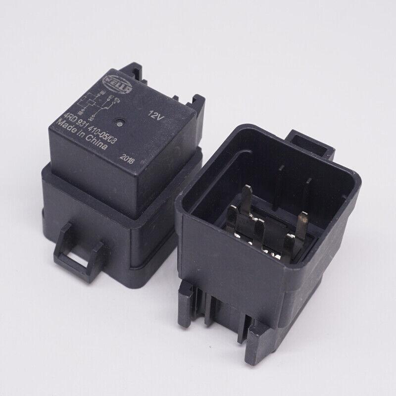 HELLA 931 410 087 4RD931410-05/08 Automotive Relay 5 Pins 12V No Backrest