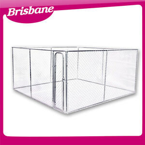Heavy Duty Chain Link Enclosure dog kennel Brisbane Eagle Farm Brisbane North East Preview