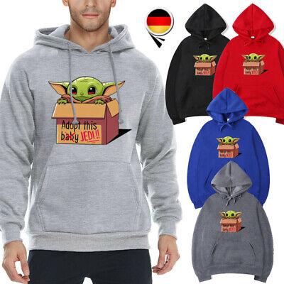 Baby Yoda Rock Hoodies Mandalorian Star Wars Sweatshirt - Yoda Hoodie