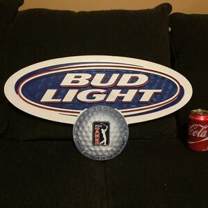 Budlight wall sign and more collectables