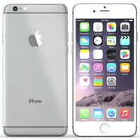 BNIB APPLE IPHONE 6 PLUS 64GB WHITE/SILVER