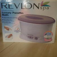 Revlon Spa Luxuray Paraffin Bath