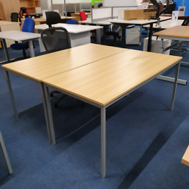 Office Tables 1200mm and 1500mm sizes, huge Glasgow Showroom
