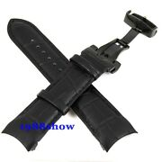 23mm Leather Watch Band
