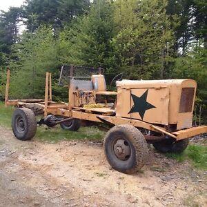 Woods Truck