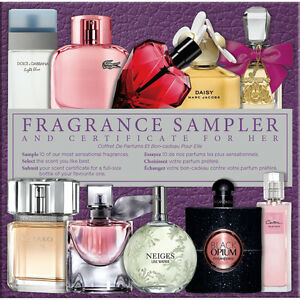 NEW 10 Perfume Gift Set for Women, Great mothers day gift
