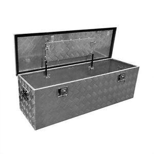 alu transportkiste kisten koffer ebay. Black Bedroom Furniture Sets. Home Design Ideas