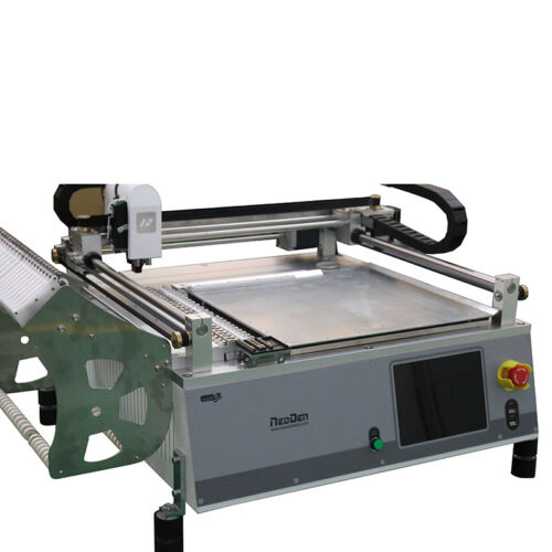 SMT pcb assembly pick and place machine NeoDen3V-STD for personal prototype-J