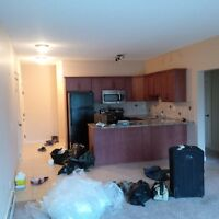 pet friendly 2 bedroom apartment for rent in High River.