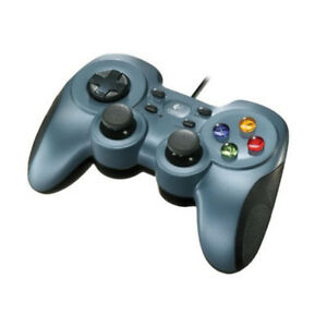 Logitech Rumble Gamepad F510 controller for PC