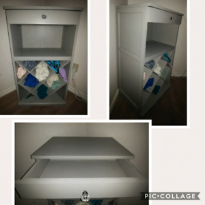 Refurbished wine cabinet