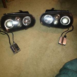 Volkswagen Golf HID Headlights