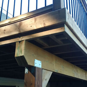 Deck and Wood Features - Free Quotes - One Stop Home Solutions Kawartha Lakes Peterborough Area image 5