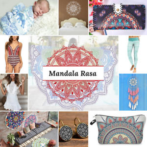 mandala themed bohemian style clothing accessories other women s