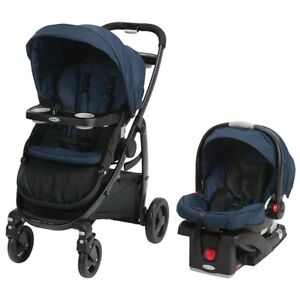 New in box - Graco Stroller and Car Seat Travel System
