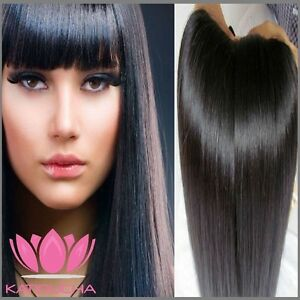 CLIP IN Hair extension 100%HUMAN REMY VIRGIN HAIR