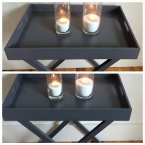 $25    ** Table Appoint BOUCLAIR !