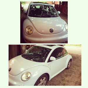SOLD! VENDUE!2000 Volkswagen New Beetle GLS Coupe TURBO (2 door)