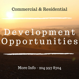 Residential & Commercial Investment Opportunities in Manitoba
