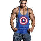 Unbranded Gymnastics Activewear Tops for Men
