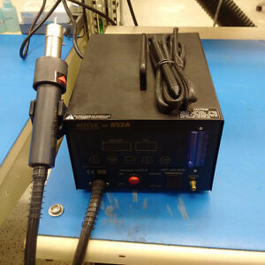 HAKKO FR-802 SMD Re-work Stations (Hot Air) Solder Repair Kitchener / Waterloo Kitchener Area image 2