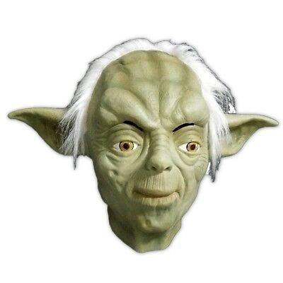 ske Yoda Star Wars Latexmaske Verkleidung Star Wars (Star Wars Latex-maske)