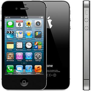 iPhone 4S noir 16gb