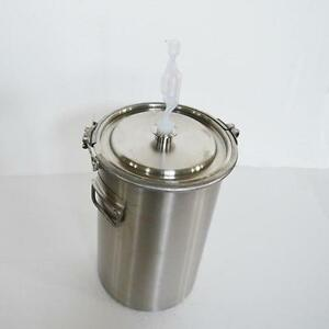20L Fermenter Tank Fermentation Brew Kettle 170196