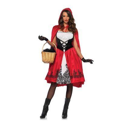 Leg Avenue - Classic Red Riding Hood - Adult Costume Adult Classic Red Riding Hood
