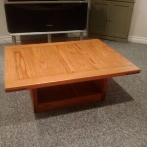 Crate Design Coffee Table