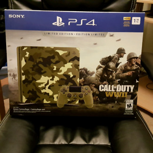 Ps4 1 TB Special Edition Call of Duty