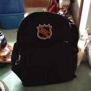 NHL hockey bag St. John's Newfoundland image 1