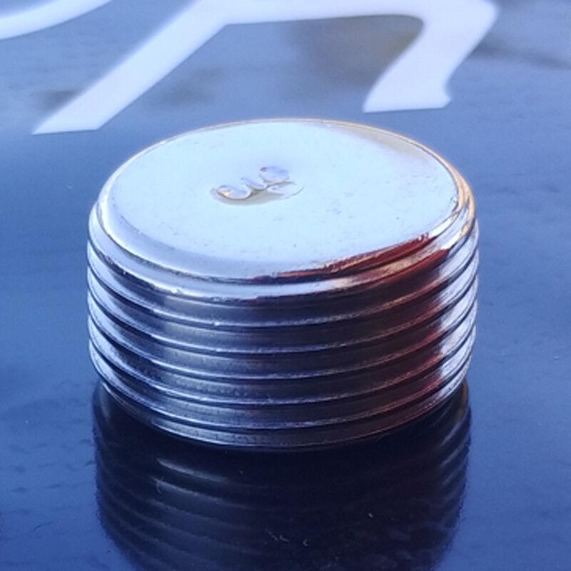 Allen Head Pipe Plug 3/4 NPT Thread Stainless Steel   GW 86576