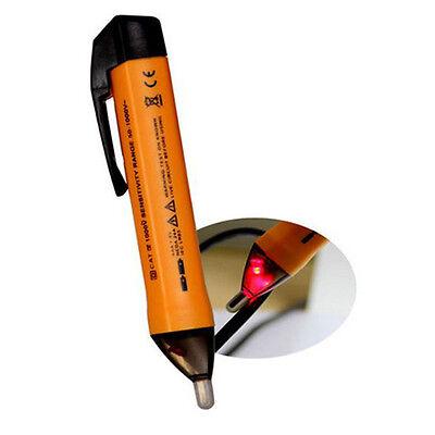 Digital Led Ac Electric Power Voltage Tester Volt Pen Detector Sensor 90v1000v