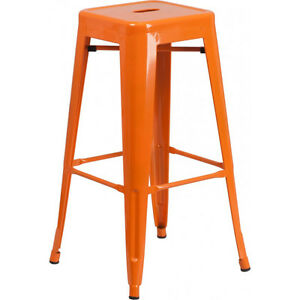 RESTAURANT INDUSTRIAL BAR STOOL