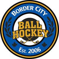 Border City Ball Hockey Season 29 Registration Info