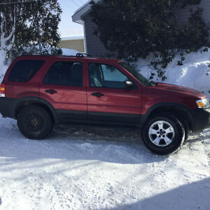 2006 Ford Escape VUS