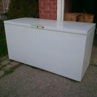 22 cubic foot chest freezer