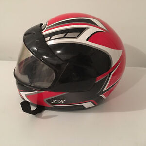 Two Adult Snowmobile Helmets - Like New!