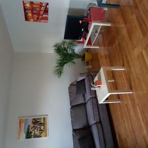 Location appartement 2 chambres Vieux Longueuil Début Janvier