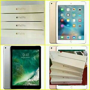 Brand New Sealed Unlocked iPad Air 2 128GB =$575; /iPad Pro 9.7 32GB=$700/ Full Apple Warranty!!***