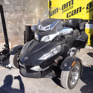 Used 2010 Can-Am Spyder