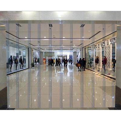 Strip Curtain Door Walk In 96l84h Inch Door Room Cooler Restaurant Refrigeratio