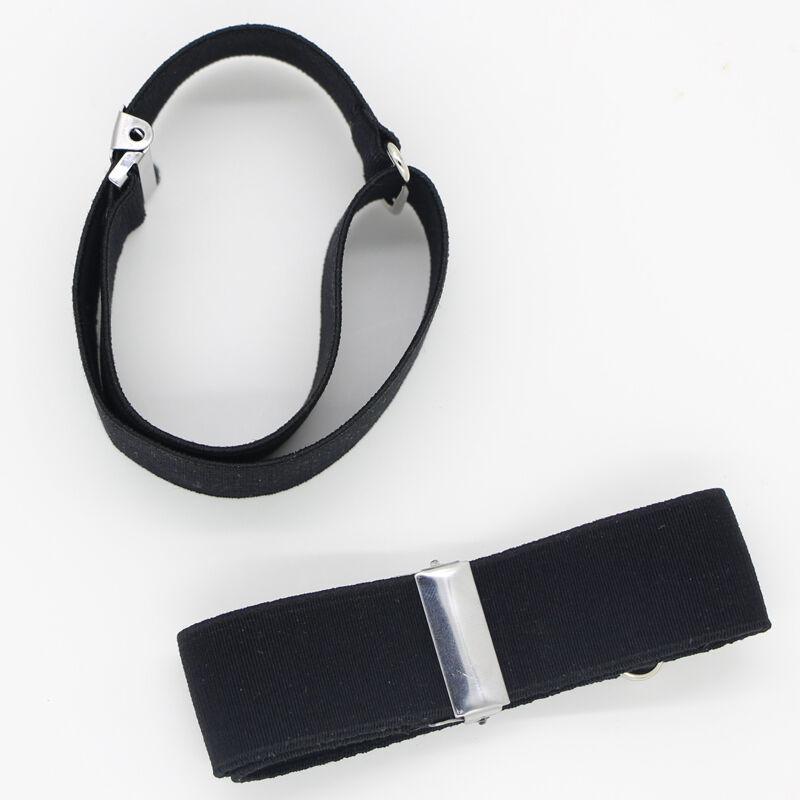 Polyester Unisex Shirt Sleeve Holders Armbands Elastic Man Sleeve Garter Adjustable Business Fashion Bodybuilding Men's Arm Warmers Apparel Accessories