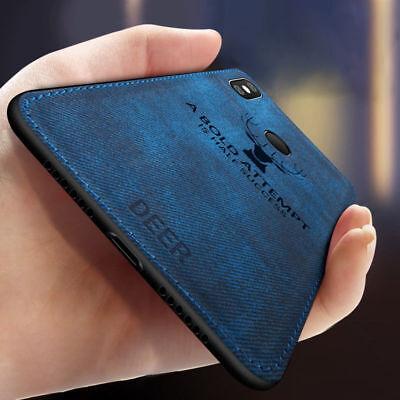 For Xiaomi Mi Mix 3 A2 Lite 9 8 Redmi Note 6 5 Pro Hybrid TPU Leather Case Cover