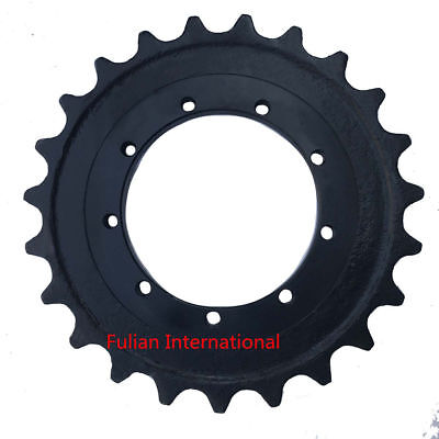 New Heavy Equipment Mini Excavator Sprocket For Kobelco Sk25sr