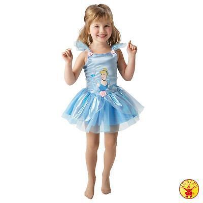 RUB 3884648 Disney Prinzessin Kinder Kostüm Cinderella Ballerina Aschenputtel